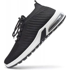 Vain Secrets Damen Sneaker Laufschuhe Sportschuhe Freizeit Schuhe Mesh elastisch Schuhe & Handtaschen