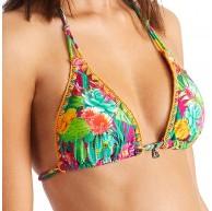 Banana Moon – Bikinioberteil – Triangle Nuco Saguaro – Rosa Bekleidung