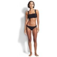 Seafolly Damen Hipster Bikini-Unterteile Bekleidung