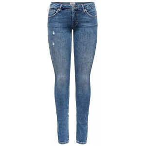 ONLY Female Skinny Fit Jeans ONLCoral Life SL Bekleidung
