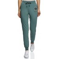 oodji Ultra Damen Sporthose mit Bindebändern Bekleidung
