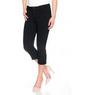 Stretch Capri Jeans Hose Tahiti Slim fit Damen Bermuda 7 8 Hose in vielen Farben Bekleidung