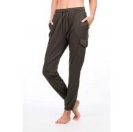 super.natural Bequeme Damen Cargo-Hose Mit Merinowolle W CARGO PANTS Bekleidung