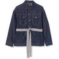 G-STAR RAW Damen Jacket 3301 Real Boyfriend Bekleidung