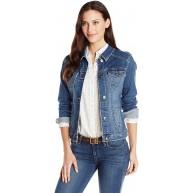 Wrangler Damen Jeansjacke Bekleidung