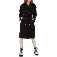 Ital Design Damen Leichter Trenchcoat Mantel Bekleidung